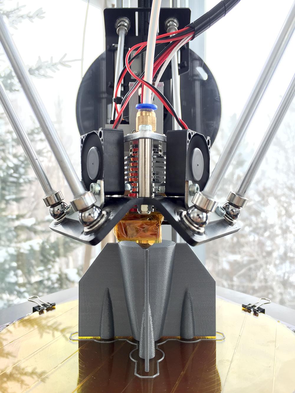 Trino2 3Dプリンター レンタル 基本使用料 - 画像2