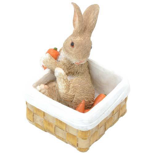 籠の中のウサギ