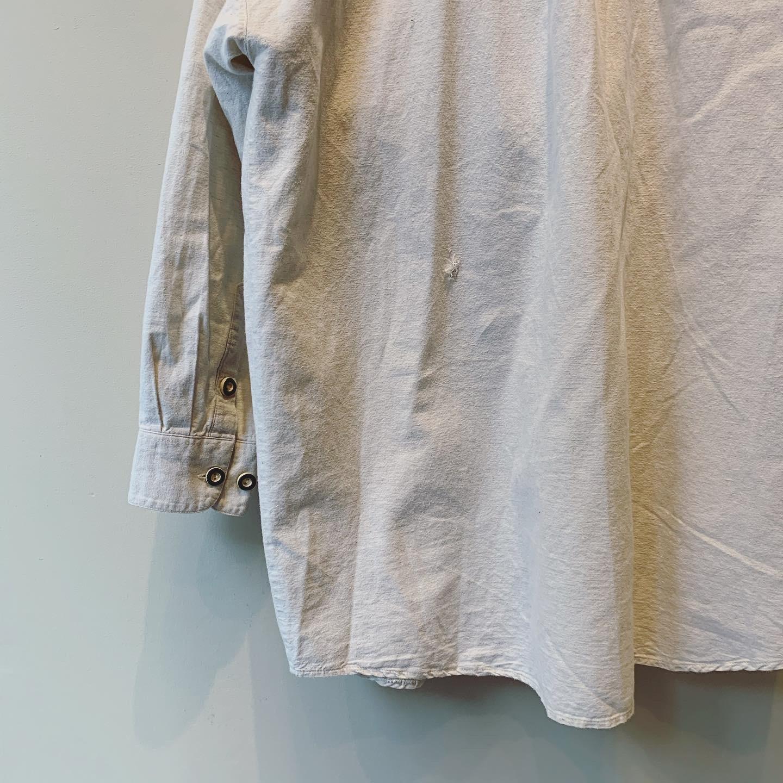 vintage linen cotton tops