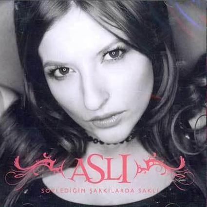 """ASLI """"Söylediğim Şarkılarda Saklı"""" (輸入盤)"""