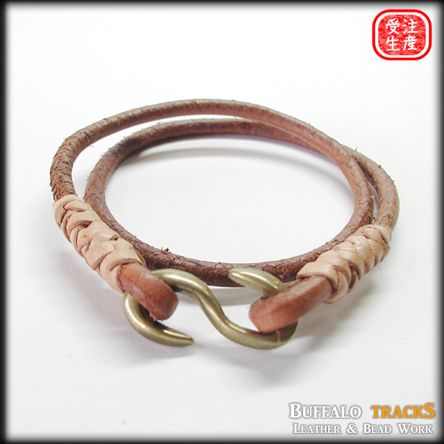 Leather Bracelet / LBL-001