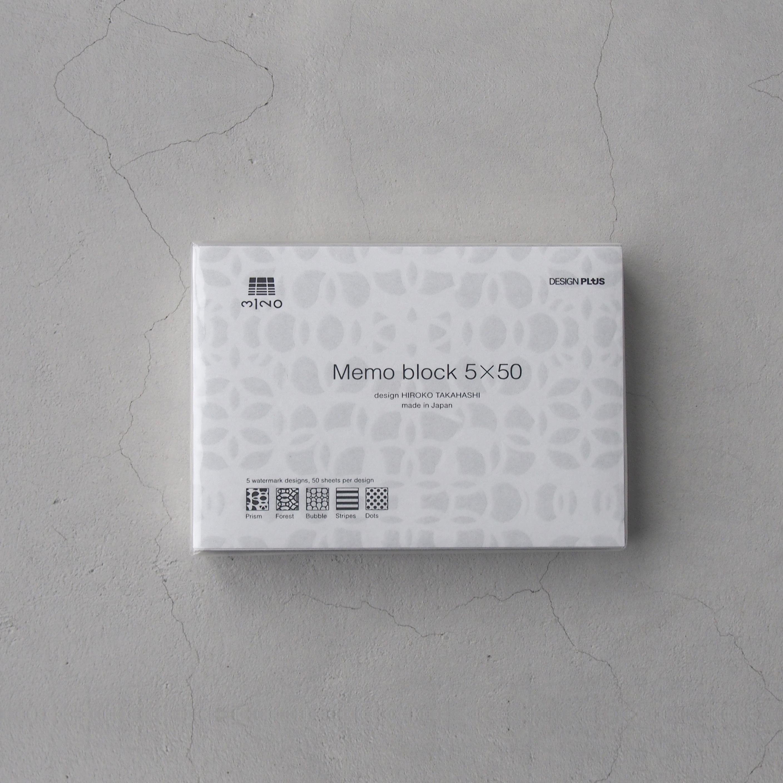 3120 Memo block 5×50 M