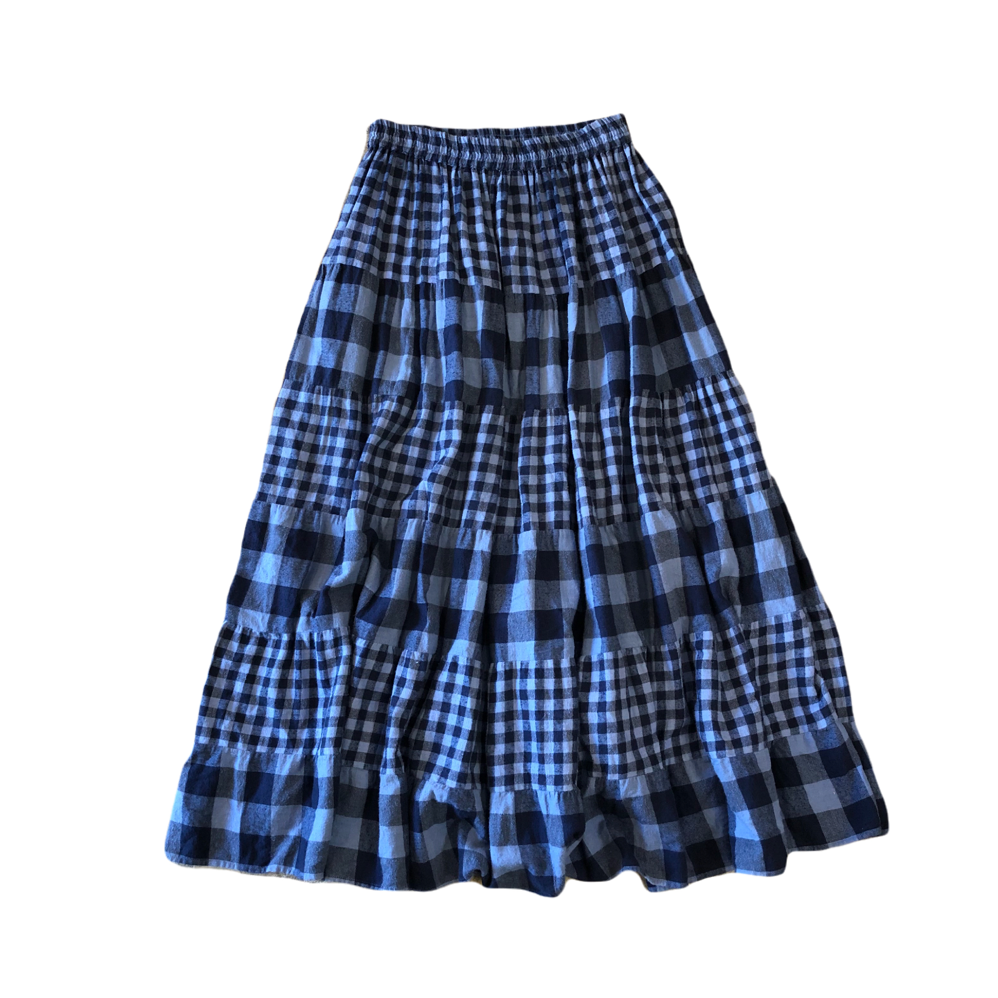 ST John's Bay Buffalo Check Skirt ¥6,600+tax