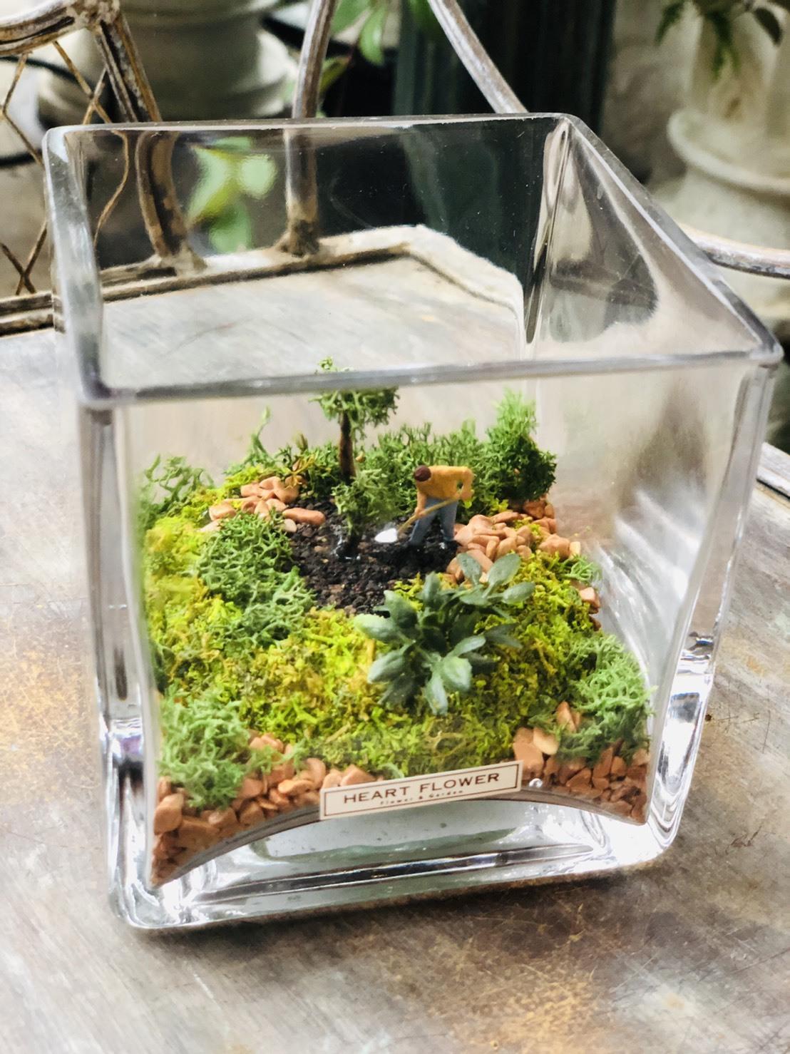 【ジオラマ】フェイカーズ グラスワールド ツリー- FAKER'S GLASS WORLD