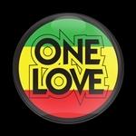 ゴーバッジ(ドーム)(CD0674 - ONE LOVE) - 画像1
