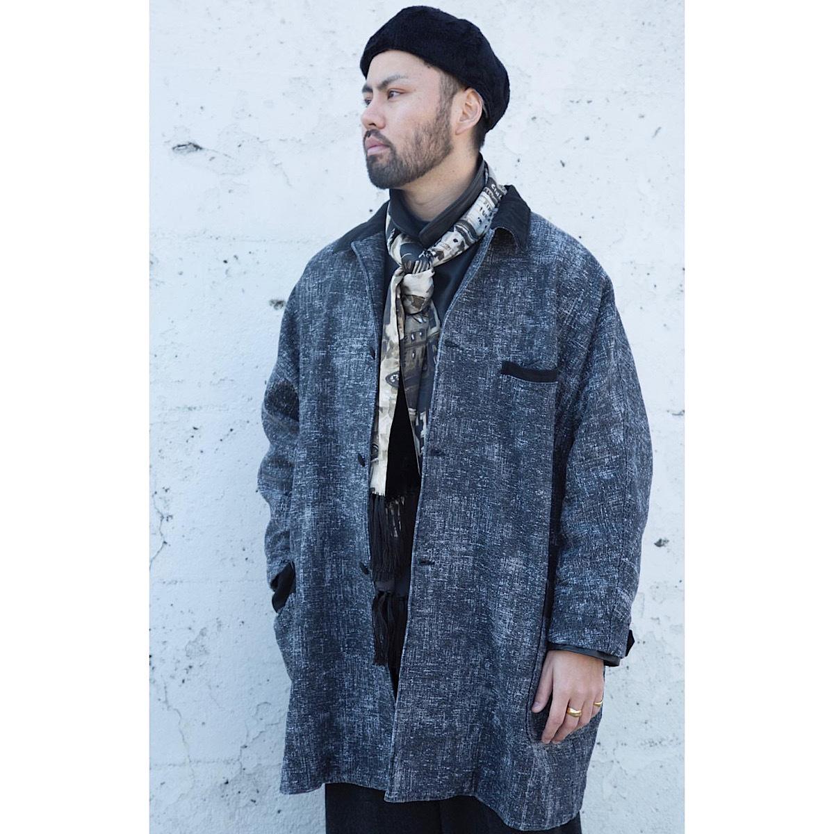 【2019ver.】PEELED CLOTH COAT