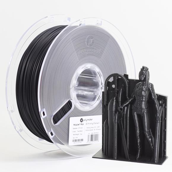 PLAフィラメント Polymaker PolyLite PLA 1.75mm  1000g - 画像2