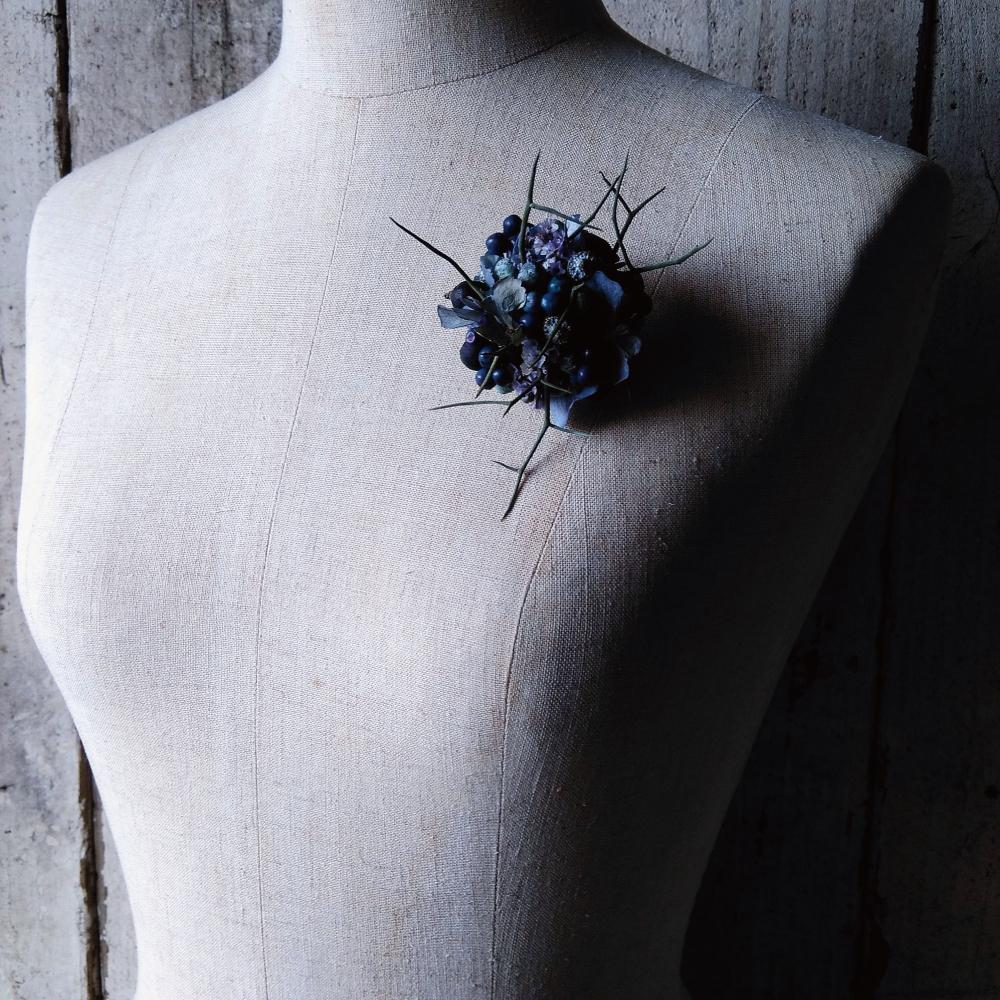 ルフルロン 中本健太「La broche bleue(ラブロッシュブルー)」