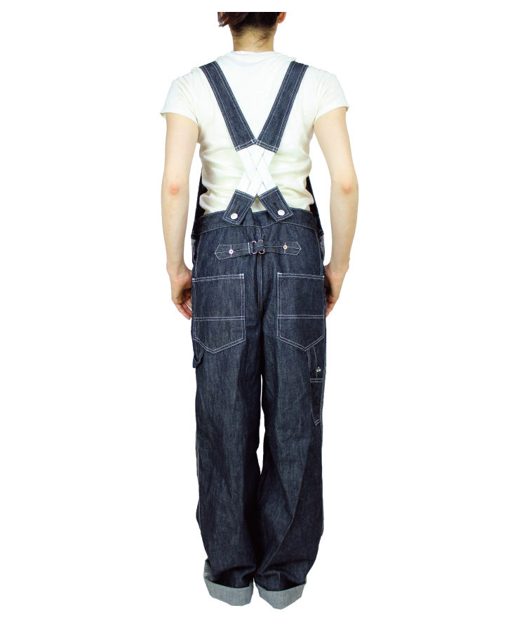 old overalls rinse - 画像3