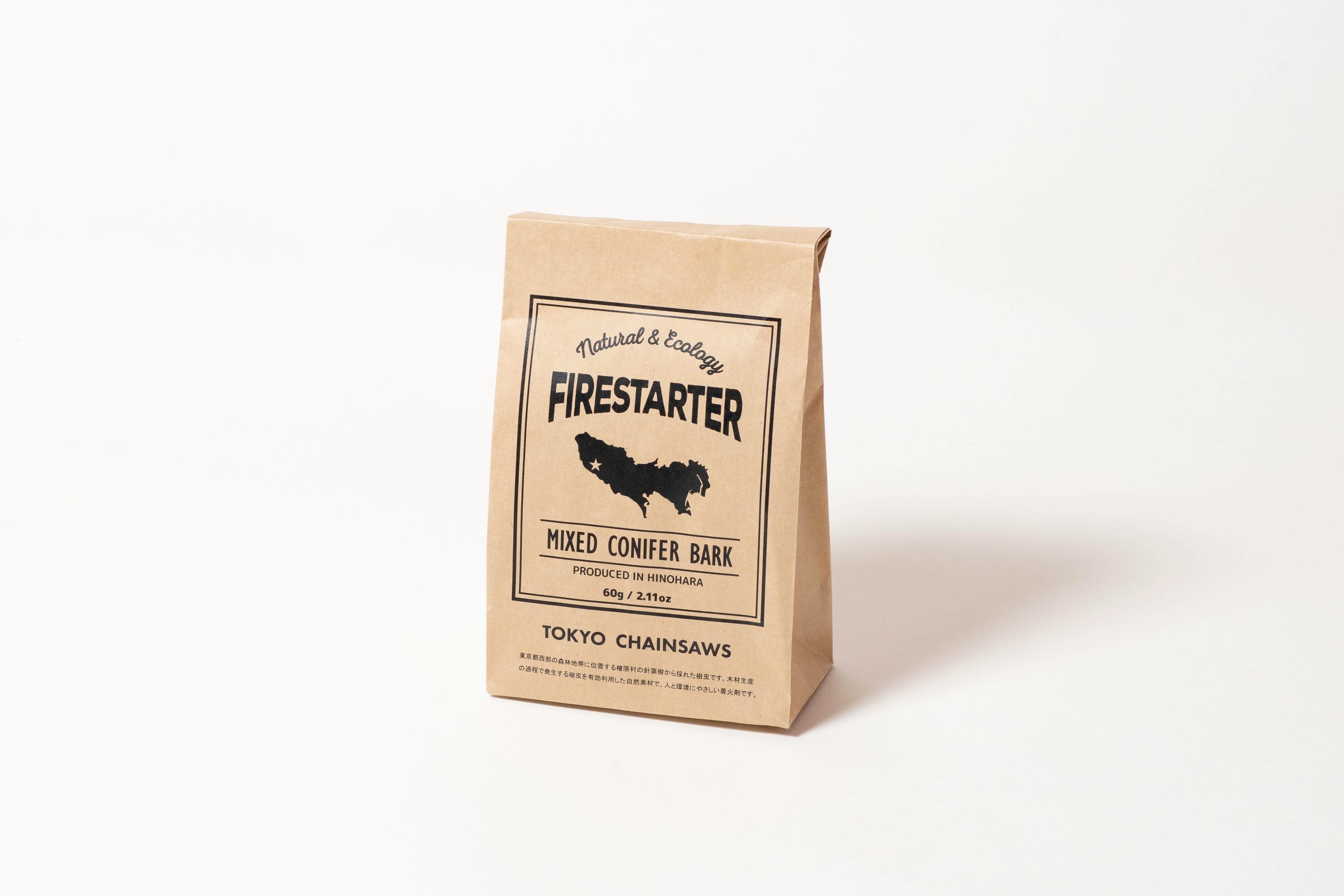FIRE STARTER(樹皮の焚き付け材)