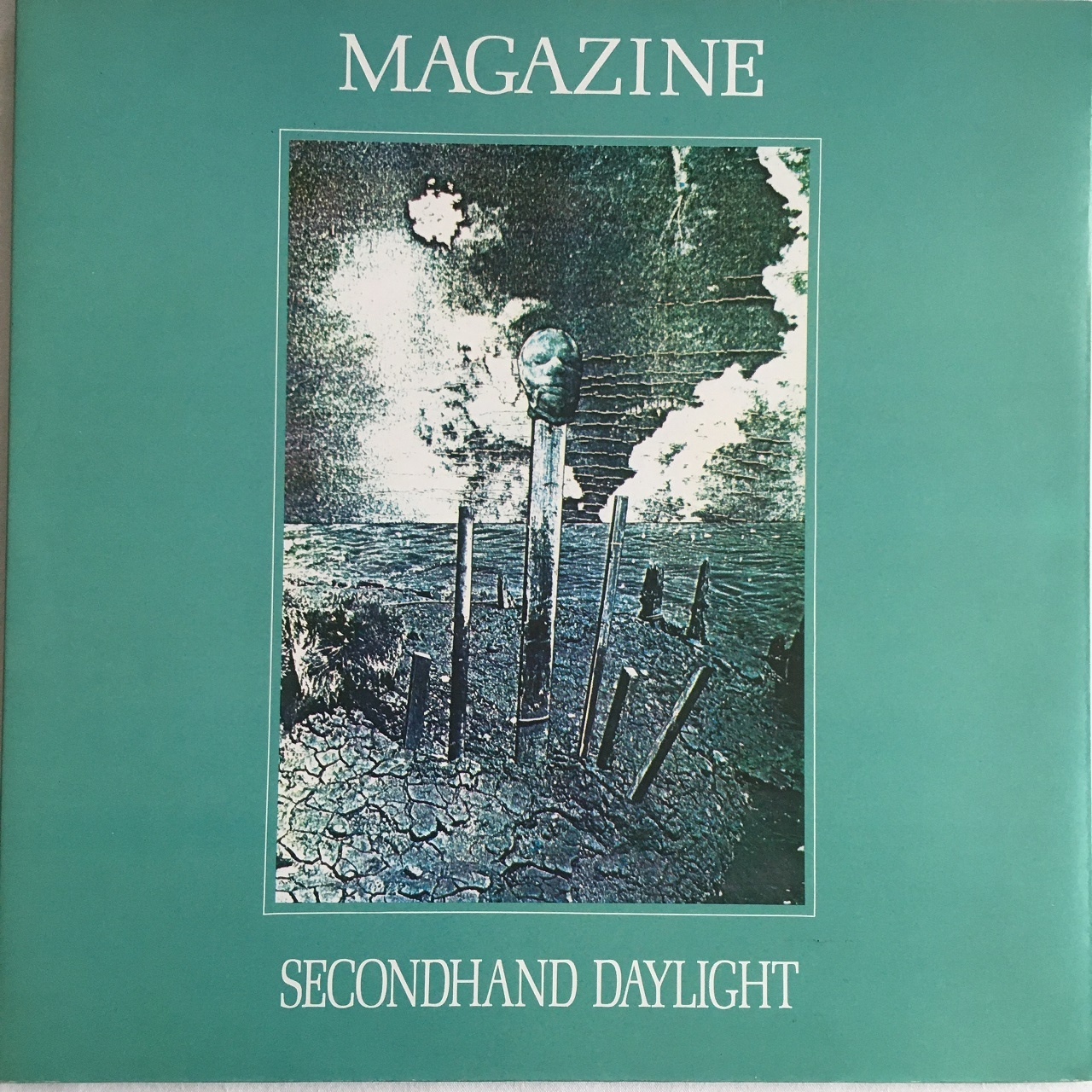 【LP・英盤】Magazine  /  Secondhand Daylight