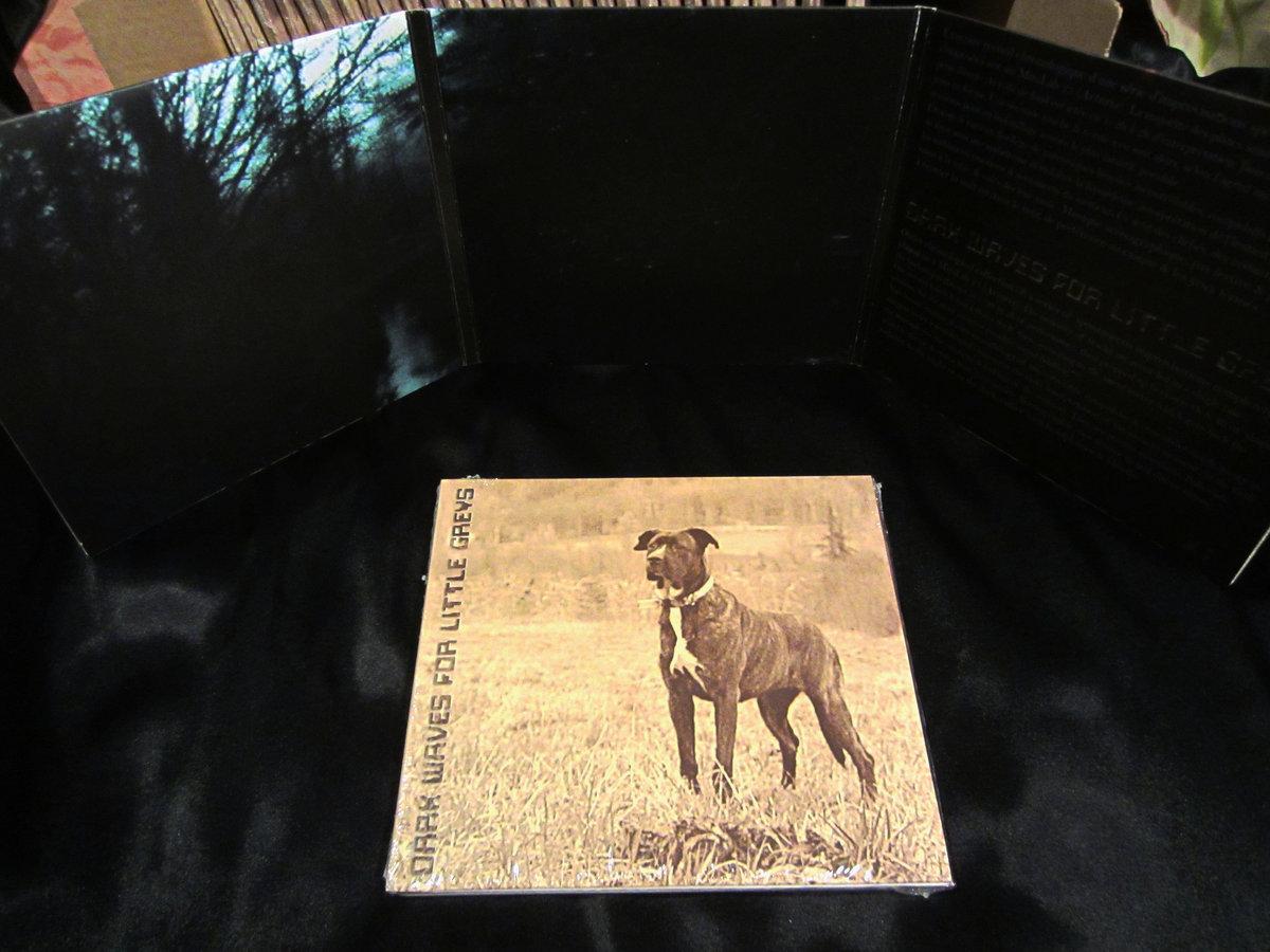 deadrow77 - Dark Waves for Little Greys 2CD - 画像2