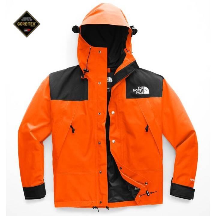 US企画 The North Face 1990 Mountain Jacket GTX Orange