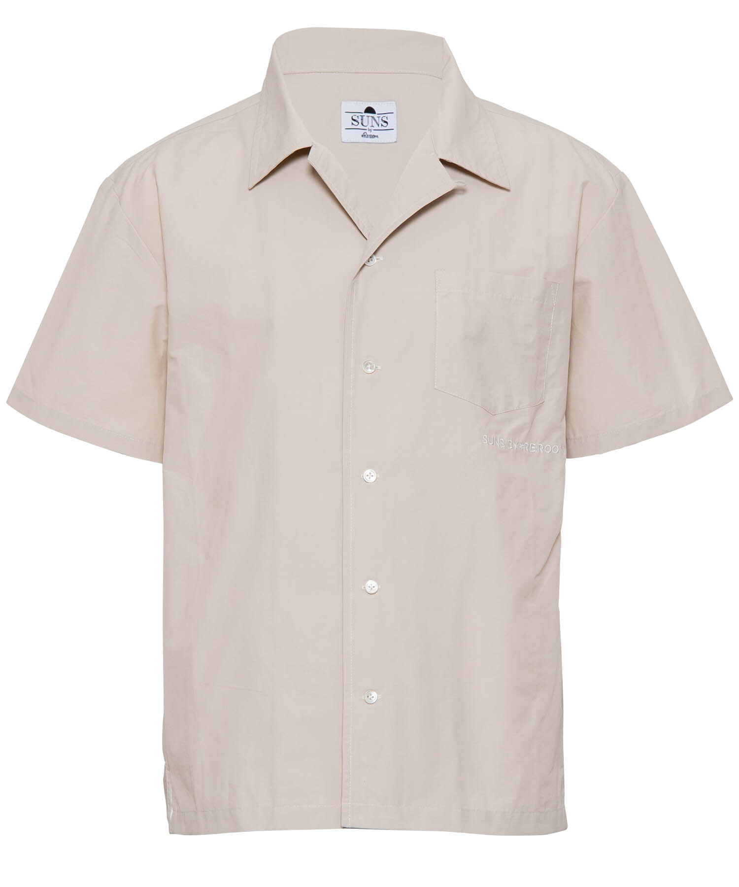 SUNS EMBROIDERY SIDE LINE SHIRTS[RSS001]