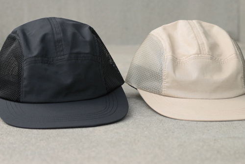 edit clothing Mesh nylon Jet cap