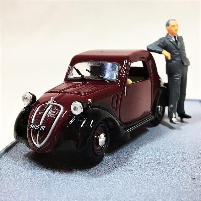 FIAT500 A 1a serie【brumm】【1セットのみ】【税込価格】