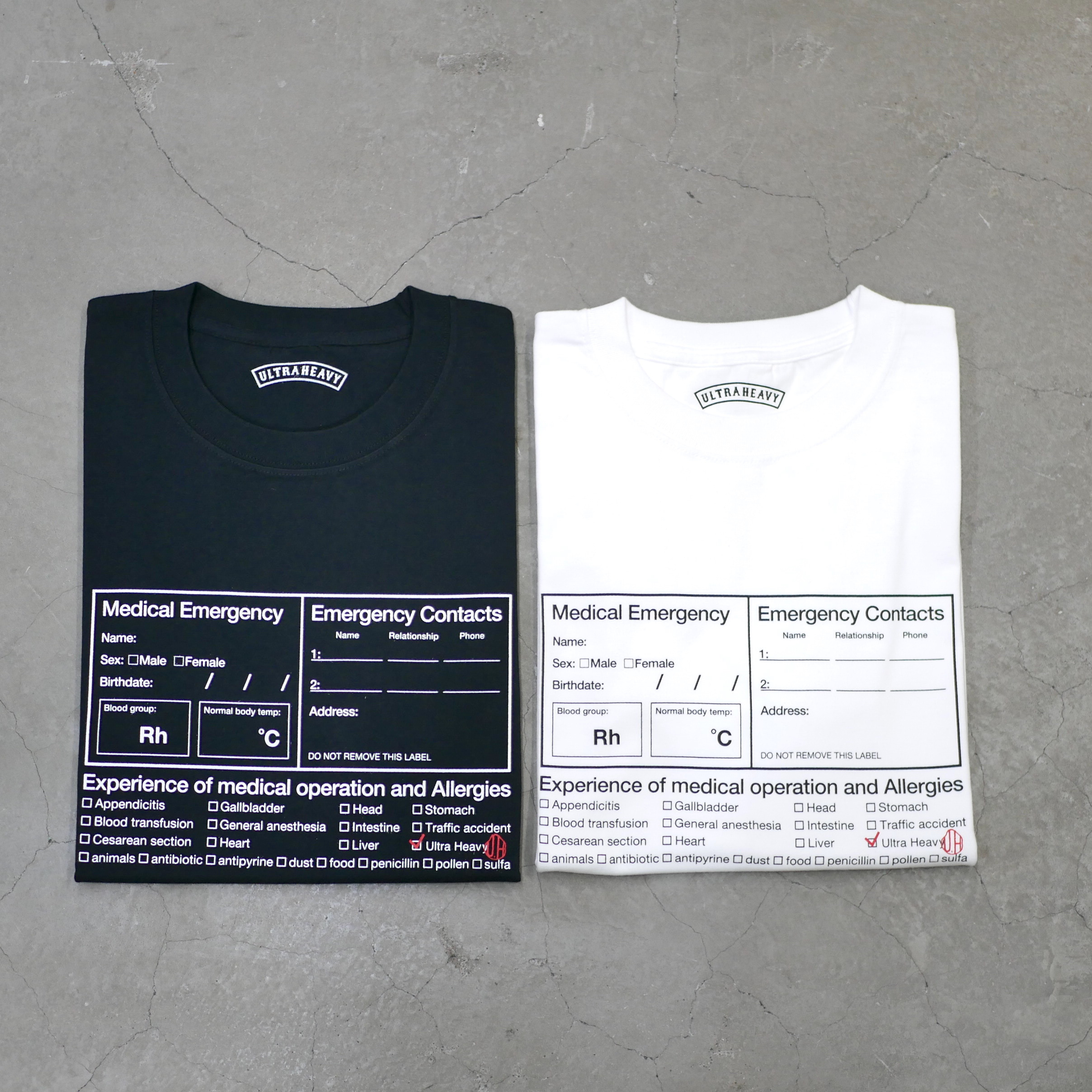 U.H / MEDICAL EMERGENCY  TEE