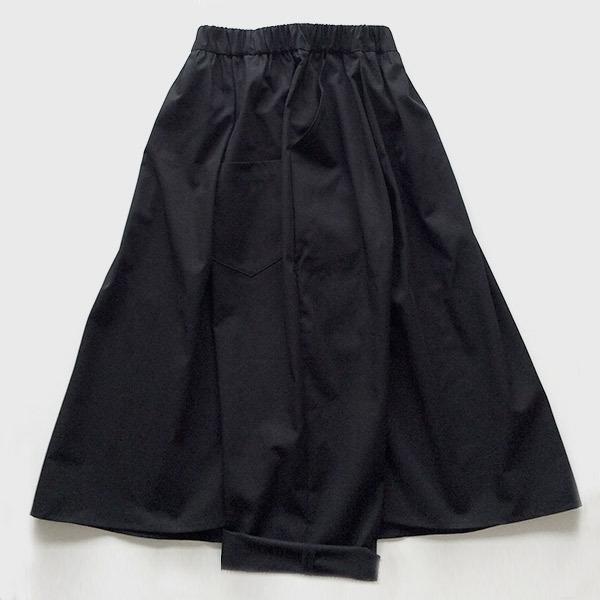 逢(あう) -cotton gaba- (BLACK)