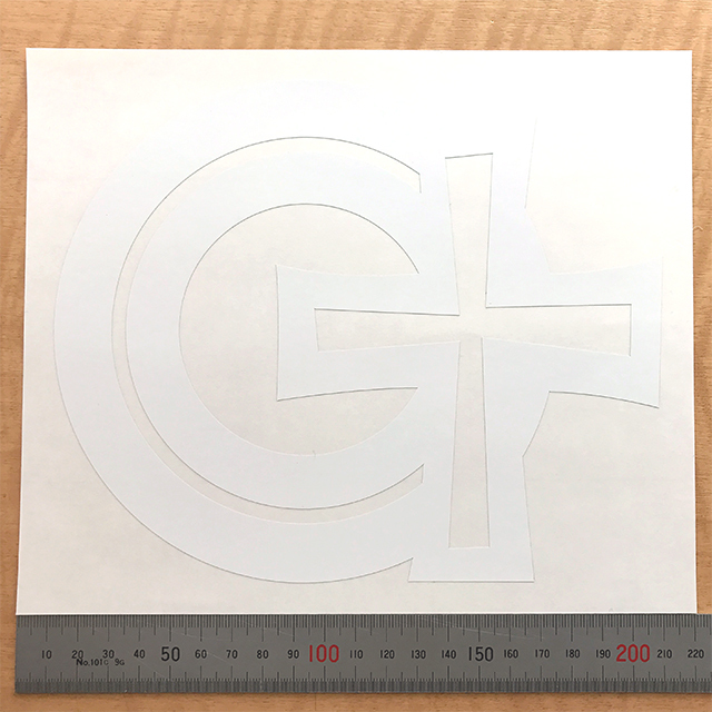 #149917_TM cutting sticker_WHITE