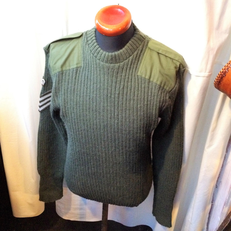 90's アメリカ軍コンバットセーター