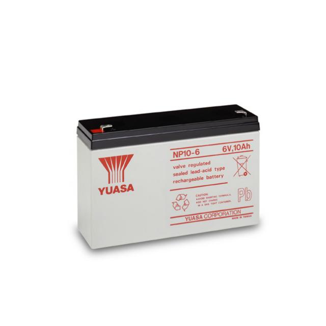 NP10-6 GSユアサ製 小形制御弁式鉛蓄電池 NPシリーズ