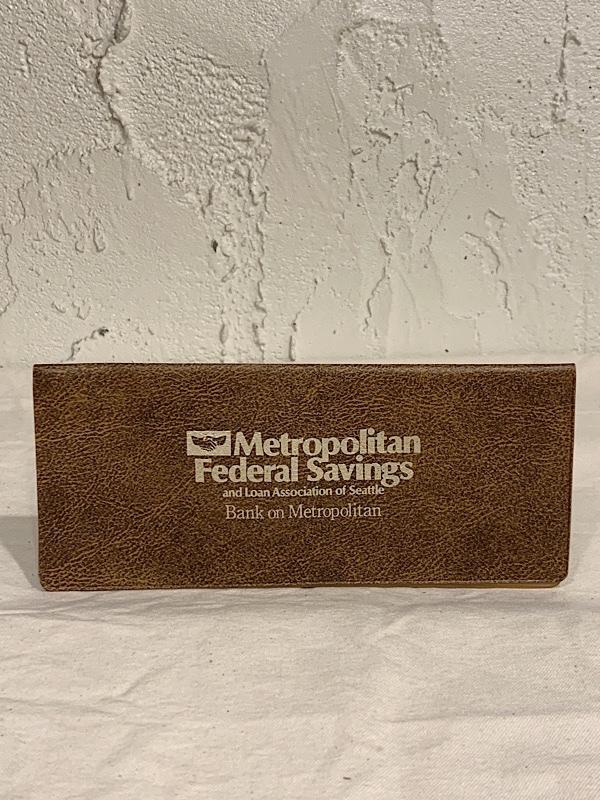 "BANK CASE "" METROPOLITAN FEDERAL SAVINGS """