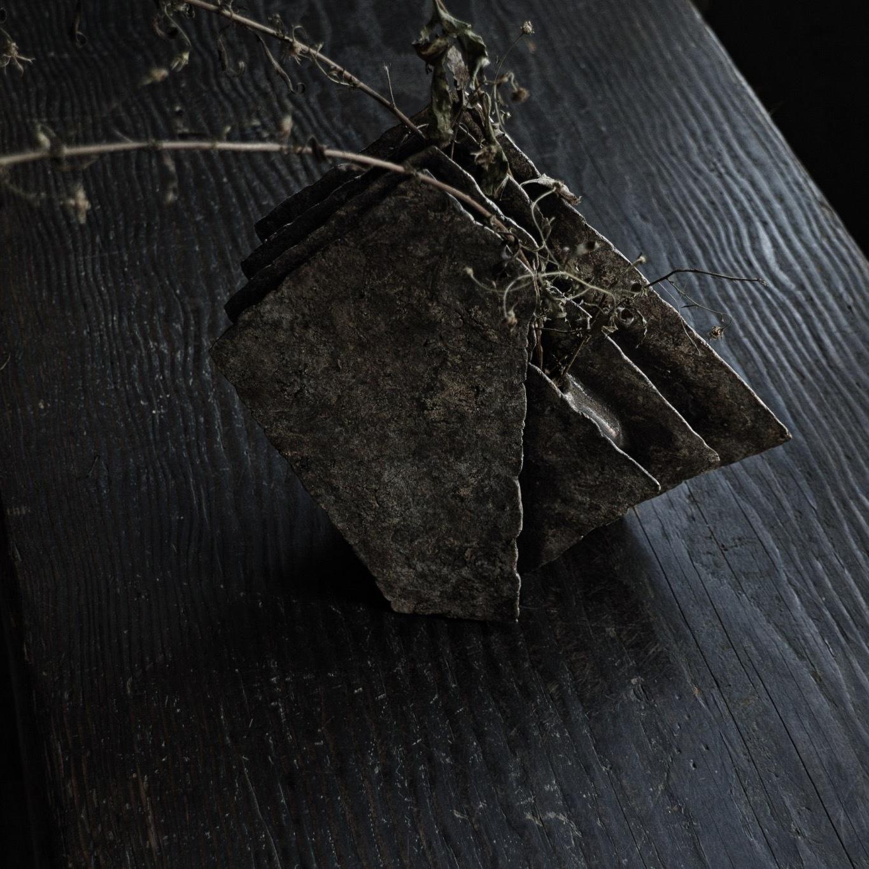 幾何形花器 izumita yukiya