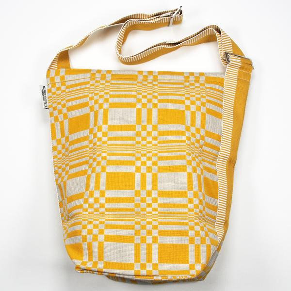 JOHANNA GULLICHSEN Tetra Shoulder Doris Yellow