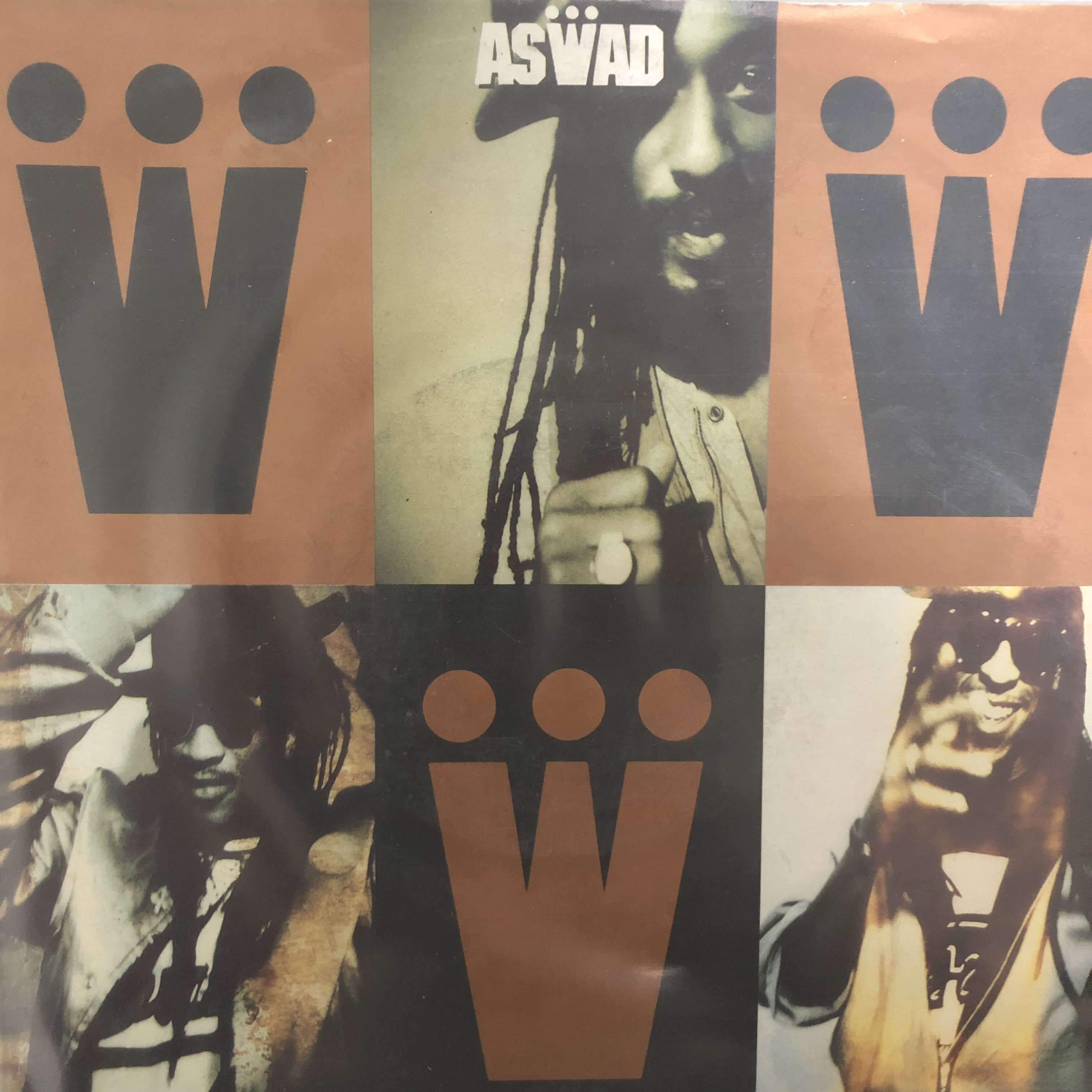 Aswad - Smile / Old Fire Stick【7-20407】