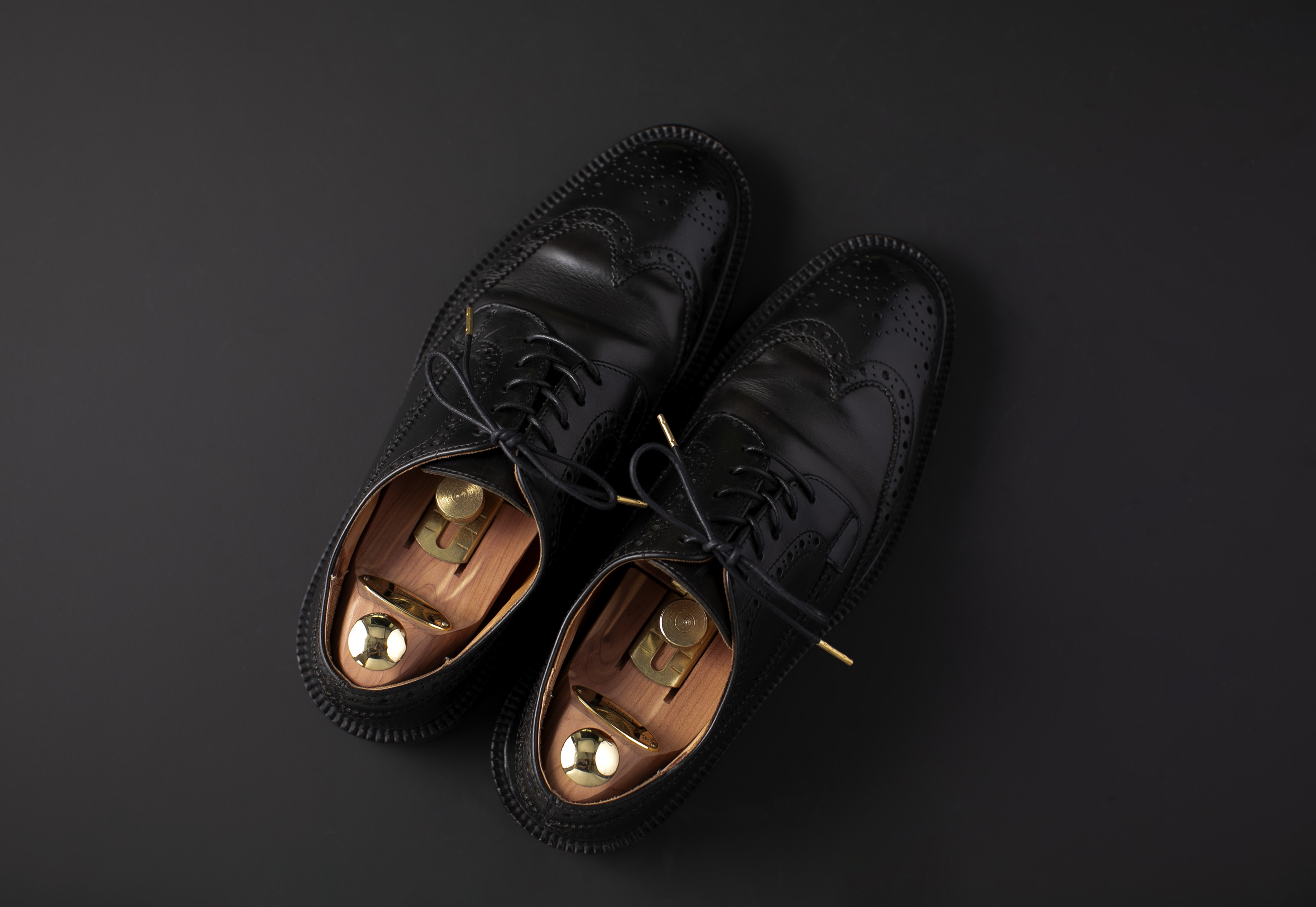 DRESS SHOE LACE / BLACK