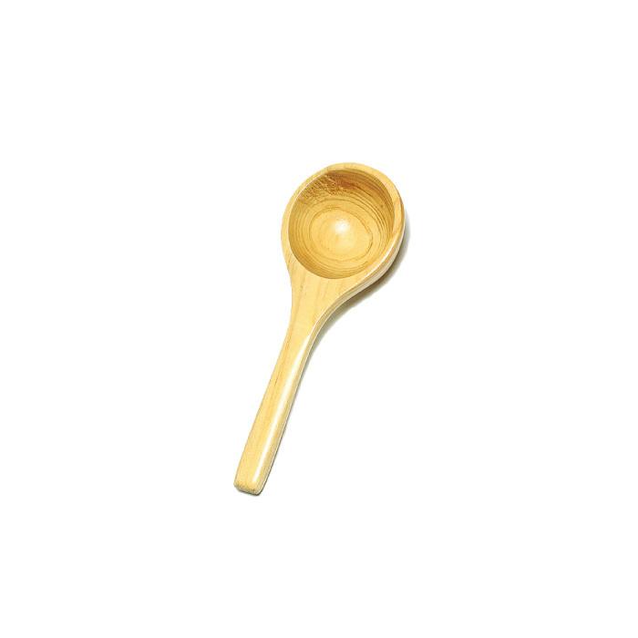 檜コーヒー豆計量スプーン 【42-046】
