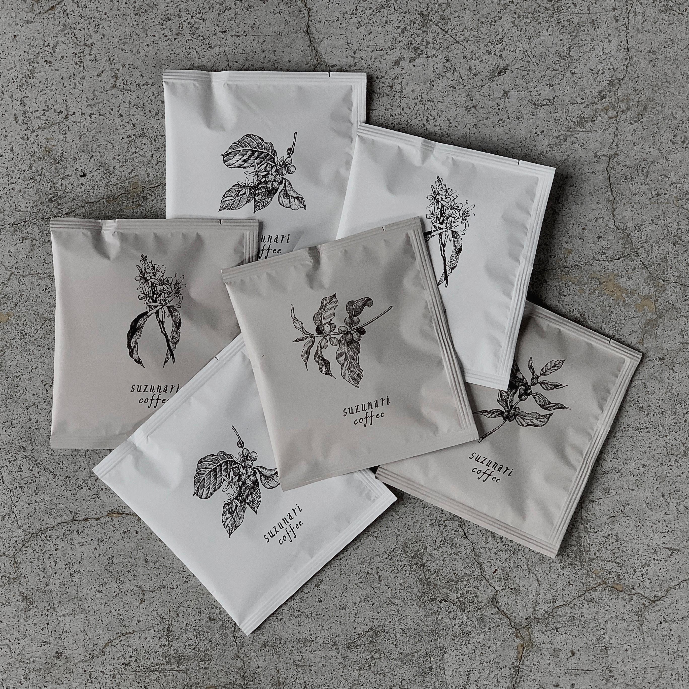 suzunari coffee Drip Bag