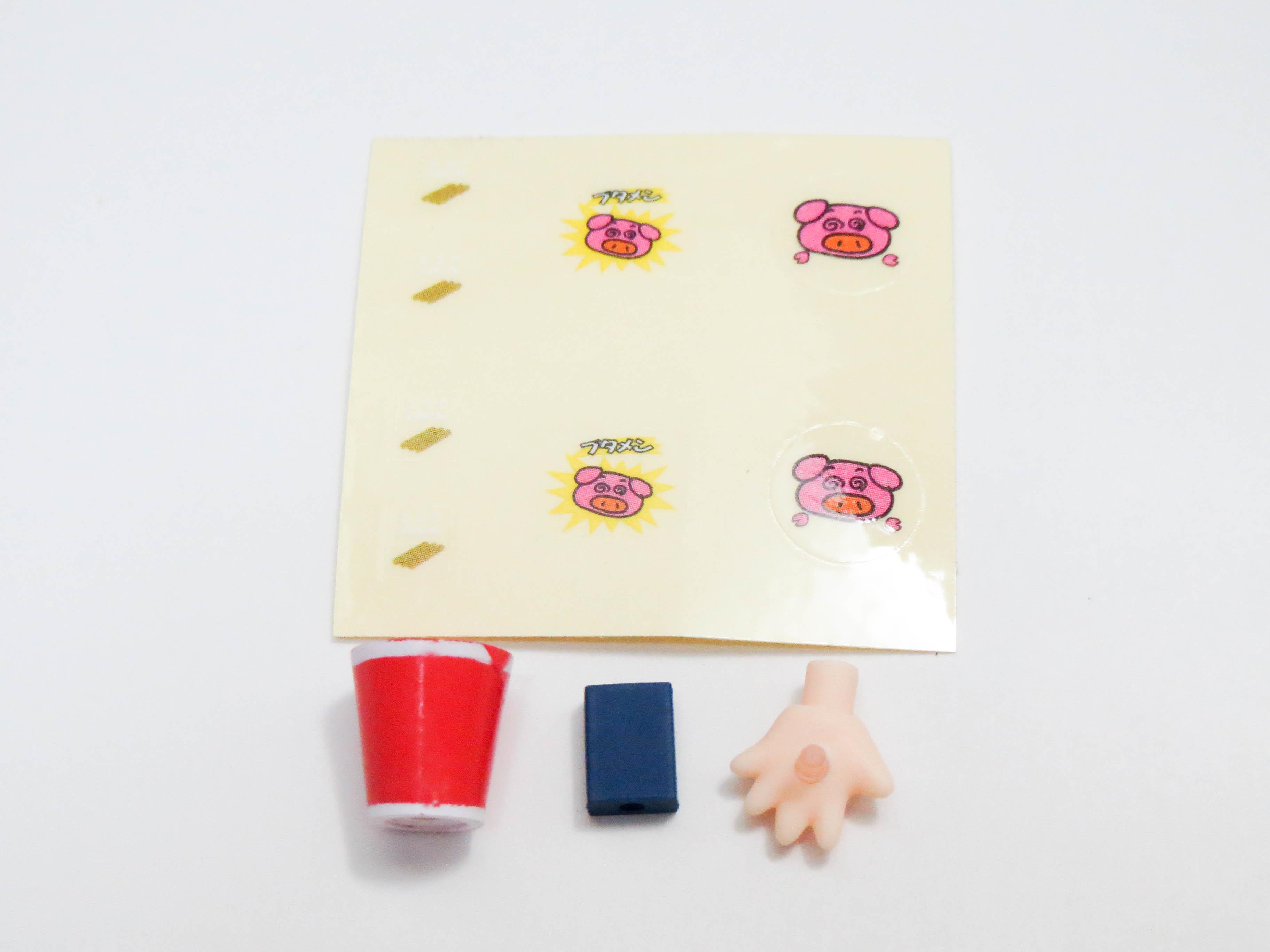 【SALE】【640】 枝垂ほたる 小物パーツ お菓子2種 ねんどろいど