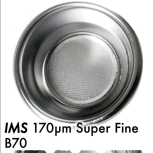 フィルターバスケット●IMS Super Fine 超精密 複層 170µm  B70