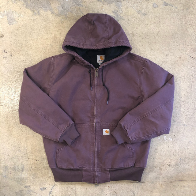 Carhartt Duck Active PARKA ¥7,900+tax