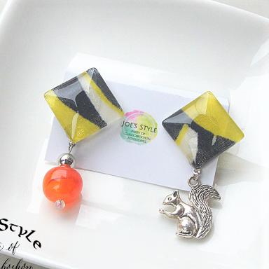 """"""" Earrings NO.360-121″ リスチャーム"""