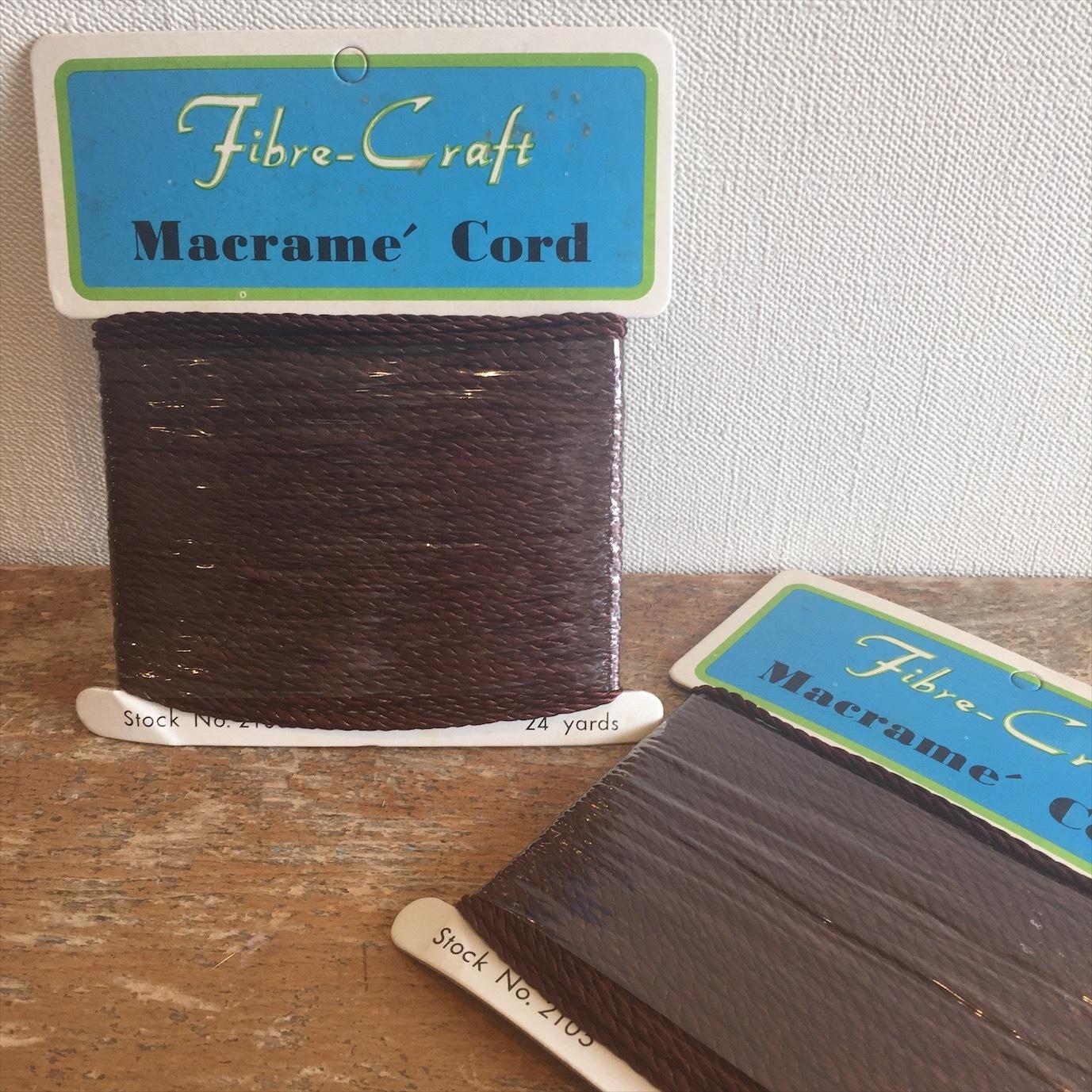 Macrame Cord(細)