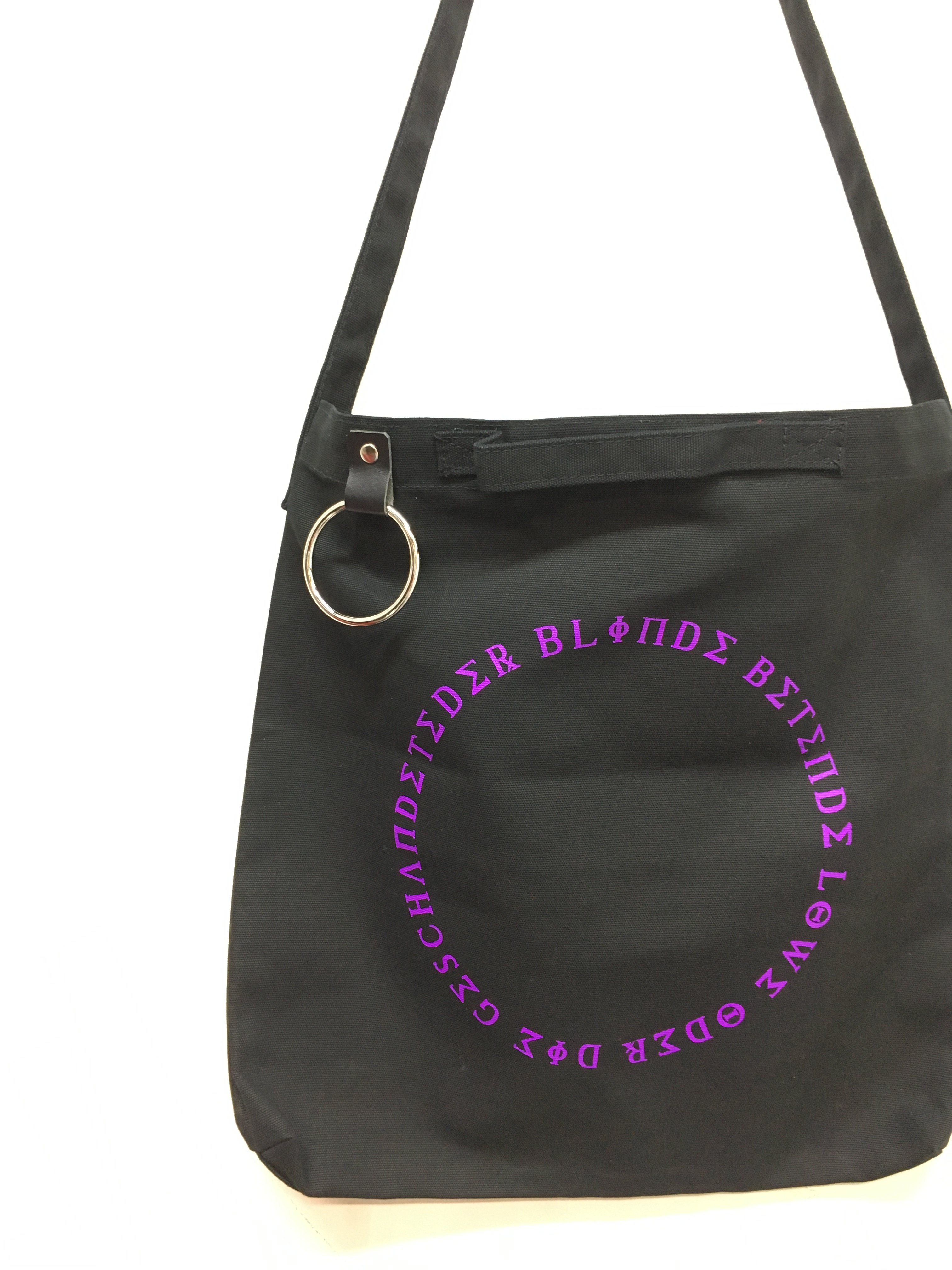 ANALYSE/ring tote bag - 画像4