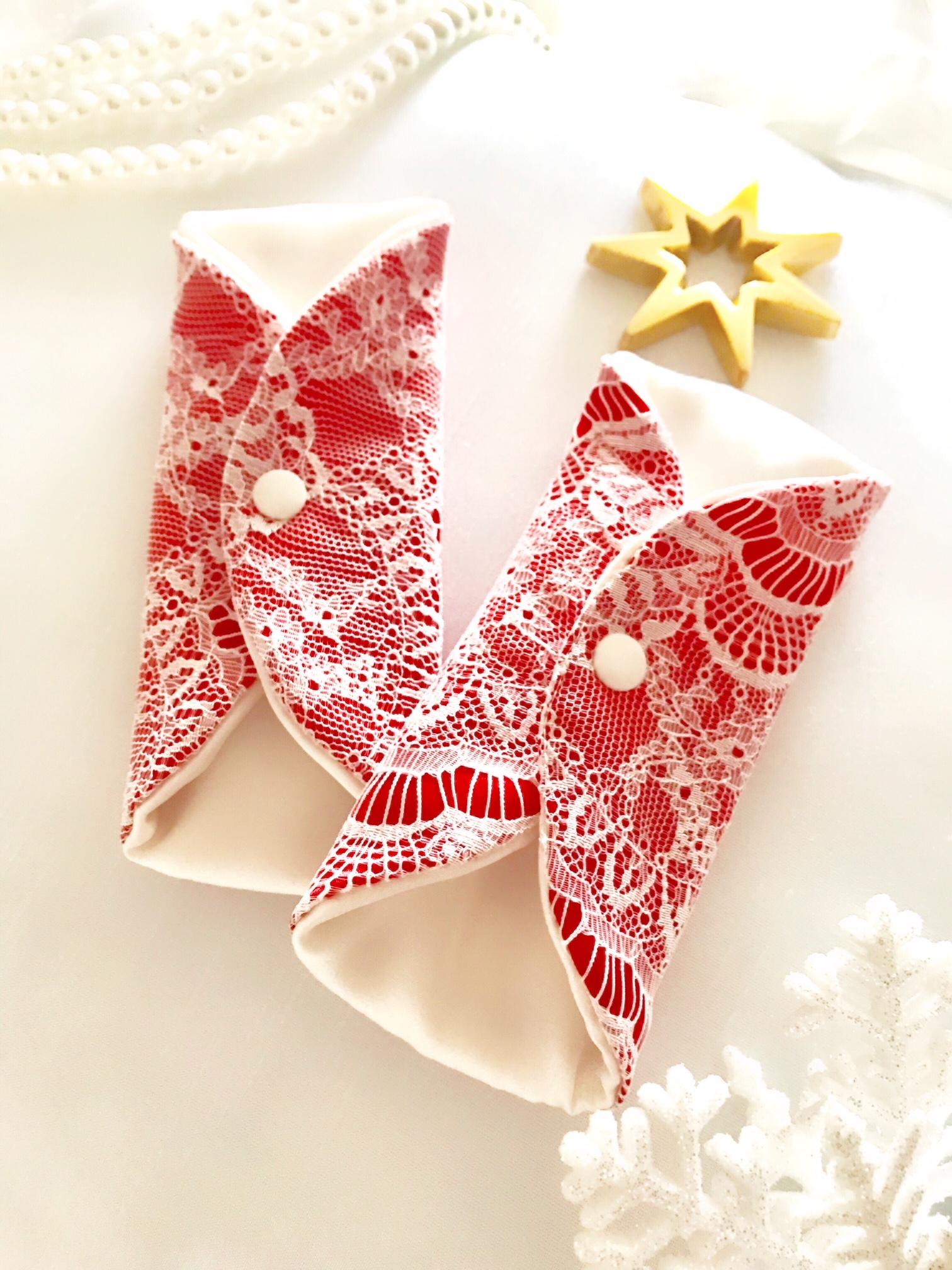 クリスマス限定商品★FUNTYライナー2個セット(red)