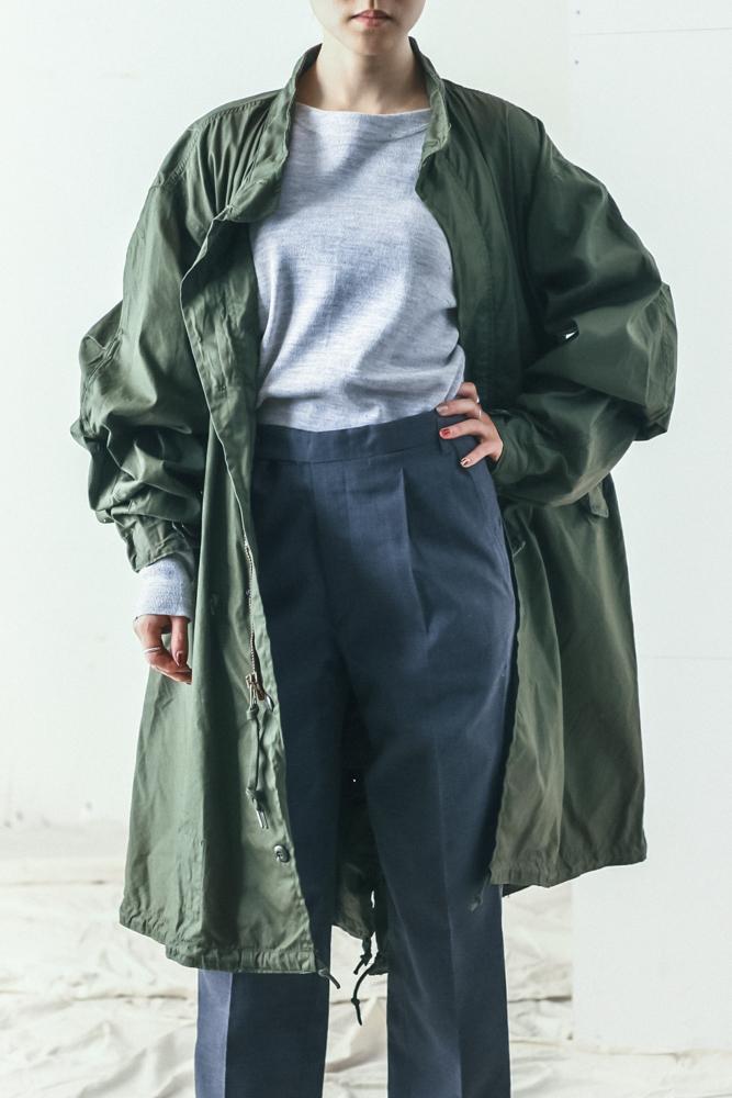 M-65 Fishtail Parka (Olive Drab)