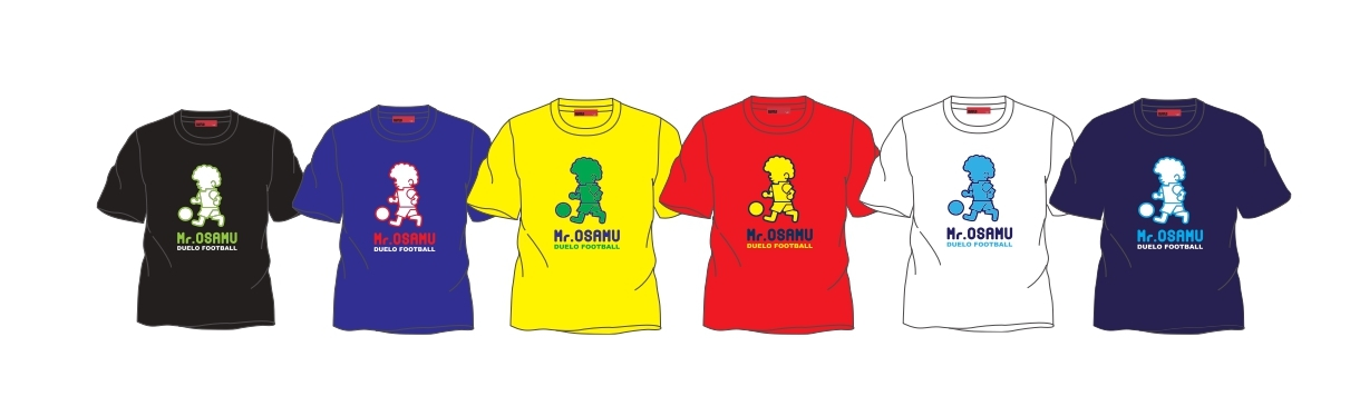 0589 S/S Mr.OSAMU Tシャツ