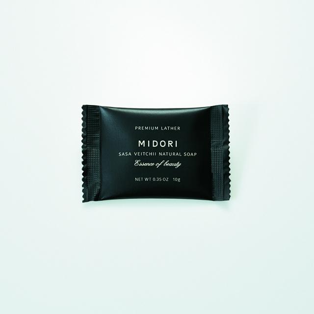MIDORI  Carry  くま笹の石鹸