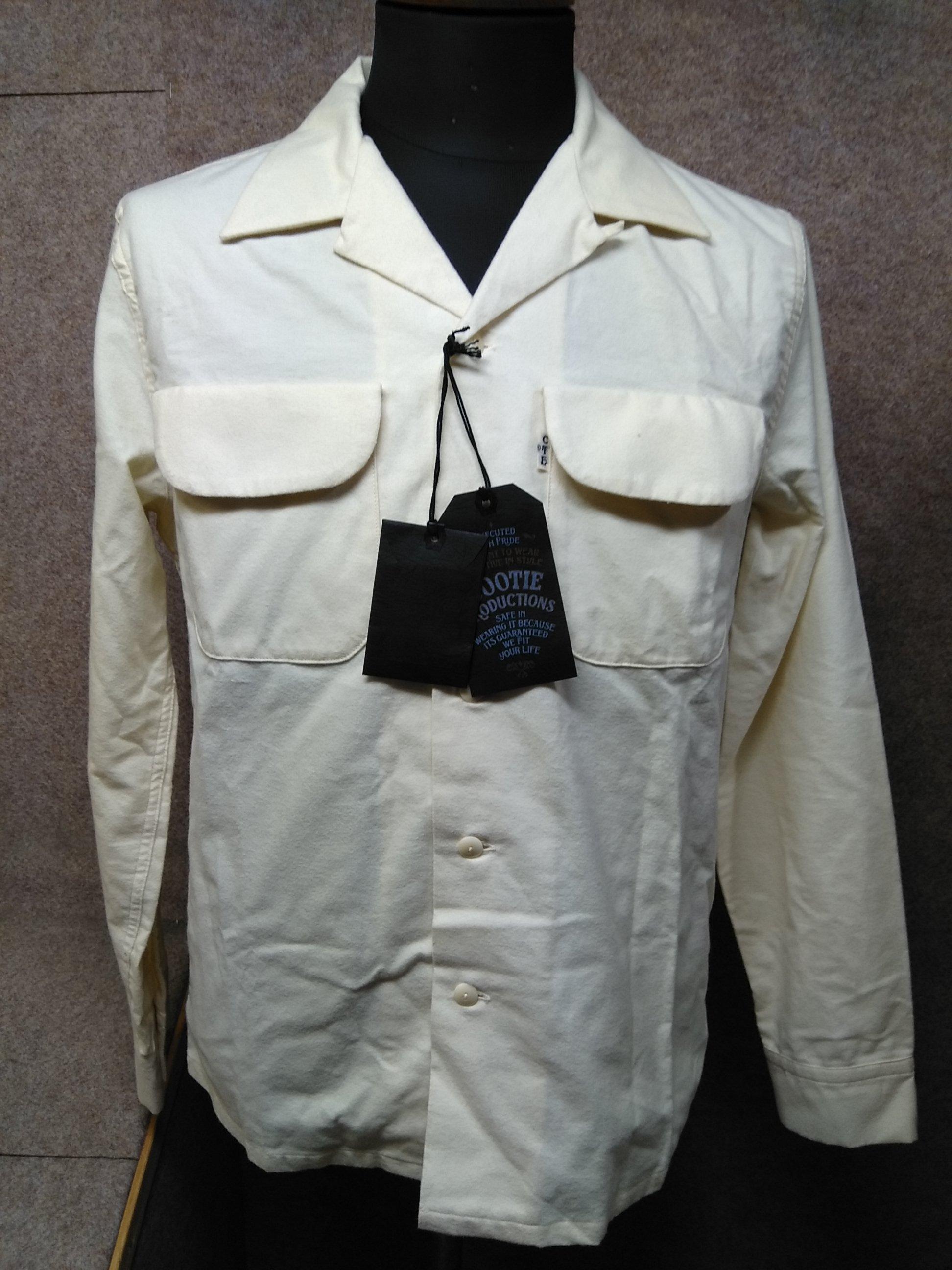 GLORY BOUND クーティ ジャケット M 白 u1271a