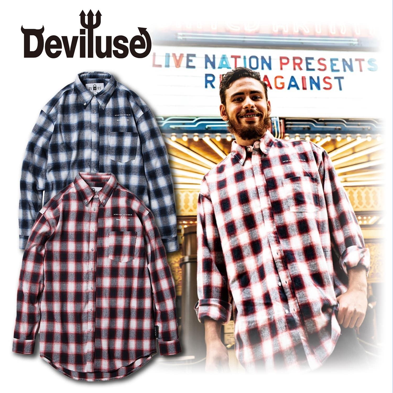 Deviluse(デビルユース) | Check Shirts
