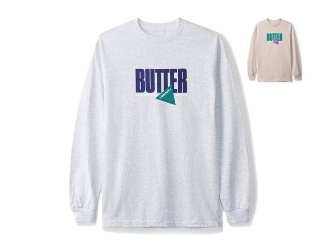 BUTTERGOODS|Gear L/S Tee