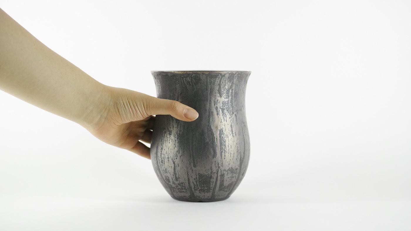HAKUHA studio・005bt/LL-size -植木鉢-