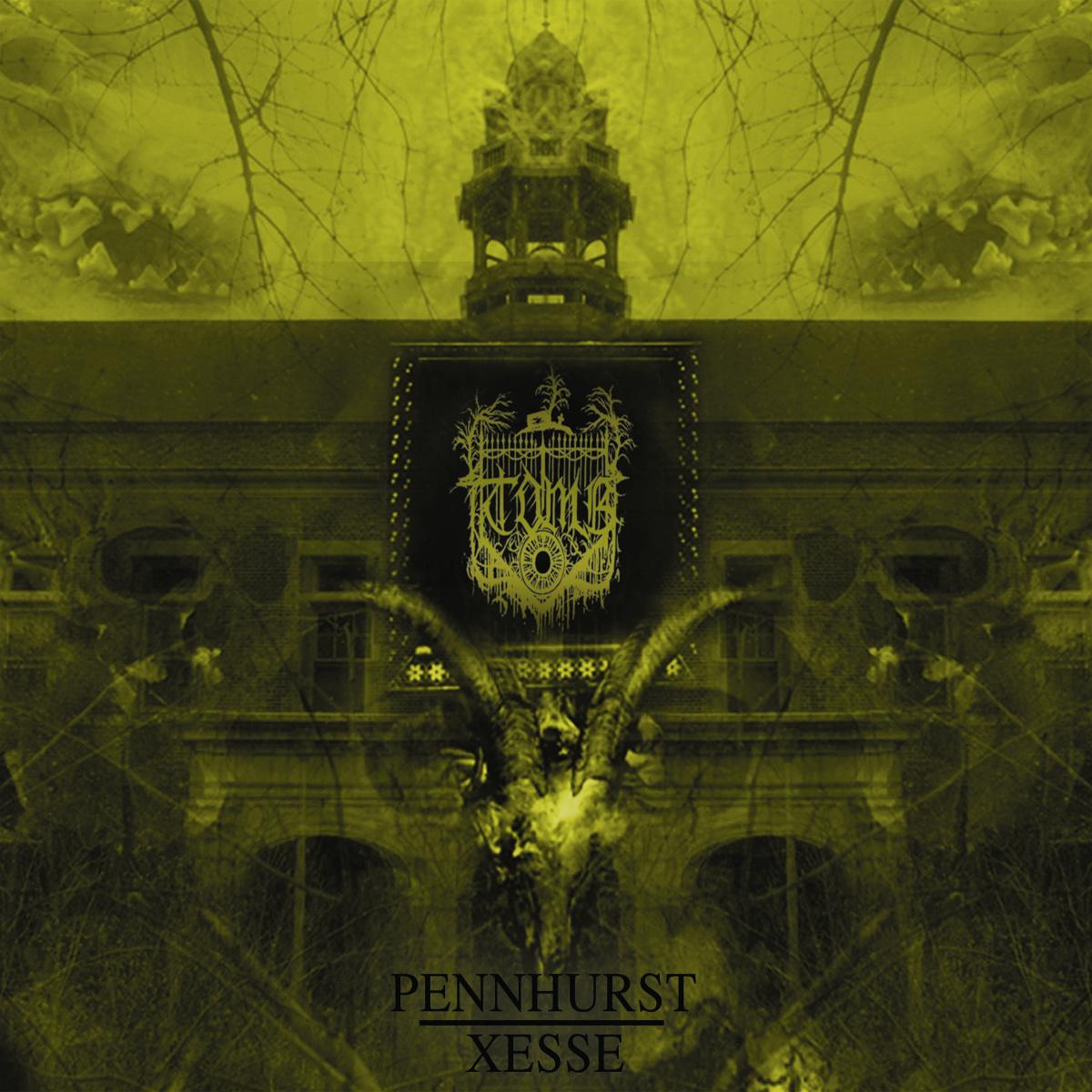 T.O.M.B. - Pennhurst / Xesse  CD - 画像1