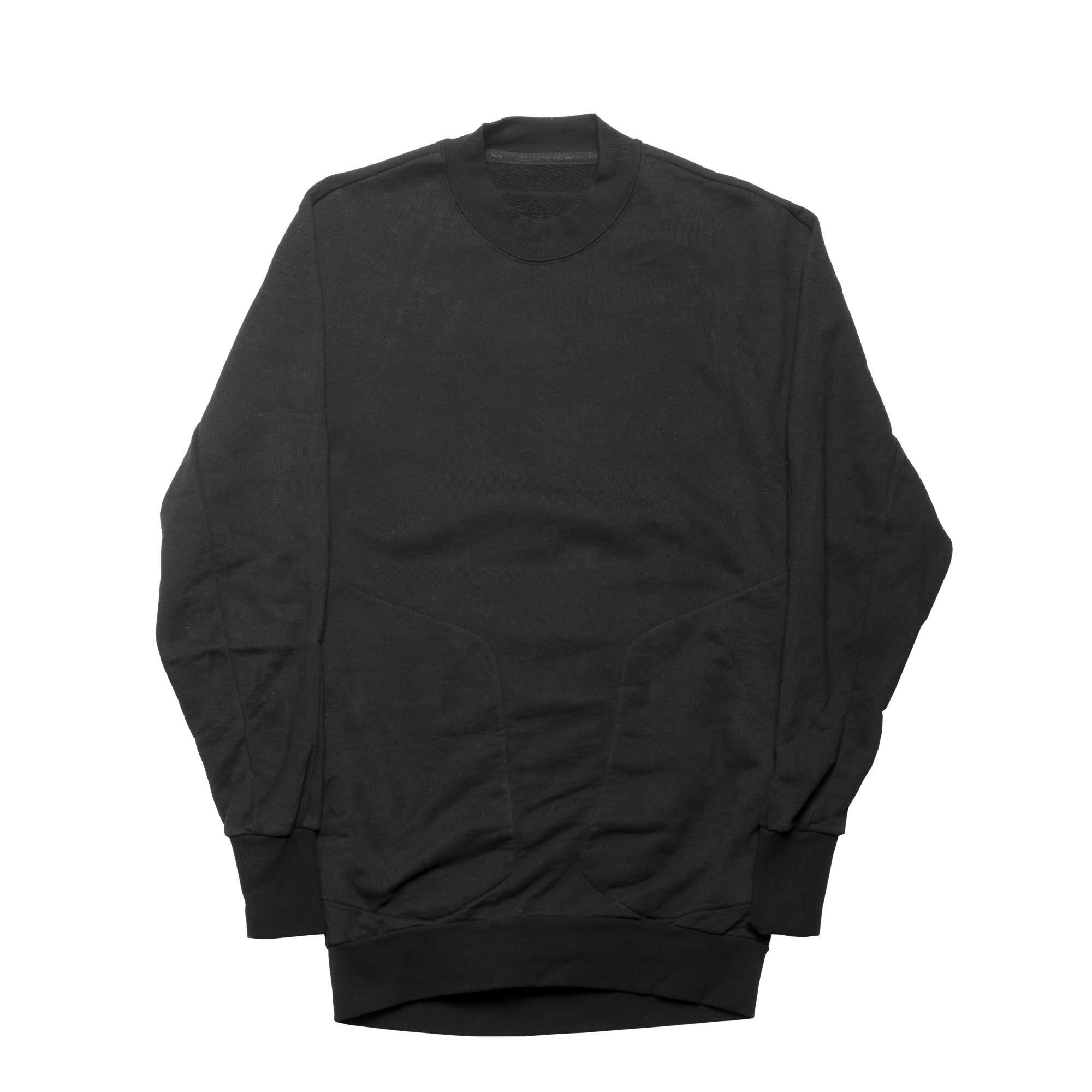 677CUM3-BLACK / BIGスウェットシャツジャケット