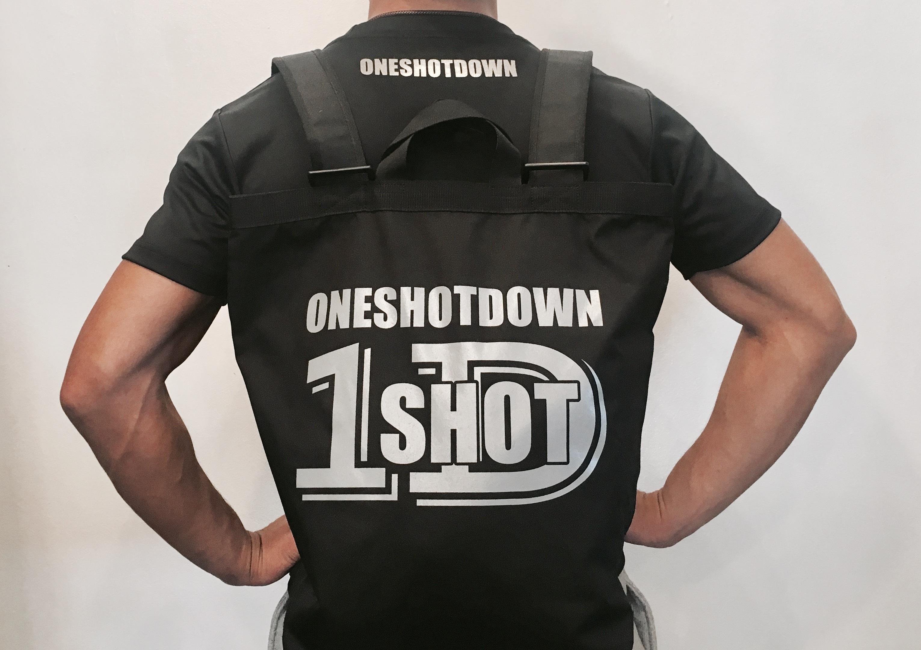 ONESHOTDOWN デイパック - 画像2