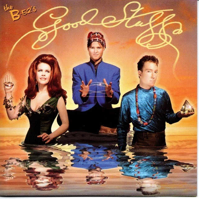 【CD・米盤】The B-52's / GOOD STUFF